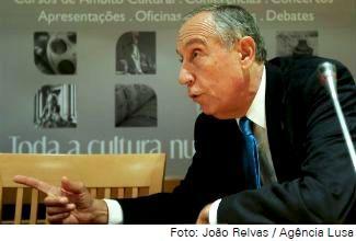 """Para o professor e ex-ministro Marcelo Rebelo de Sousa, a Língua Portuguesa tem um """"valor incomensurável"""" para a afirmação de Portugal na Lusofonia e no mundo."""