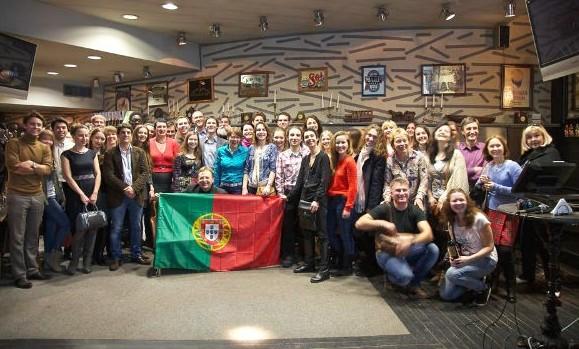 Atualmente, cerca de 110 alunos participam do curso de Língua Portuguesa do Centro Cultural Português de Moscovo.
