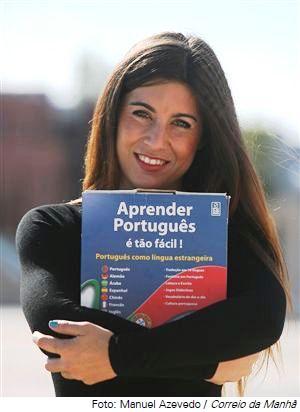 Sandra Figueiredo criou um logicial para Ensino de Português como Segunda Língua para a idade escolar.