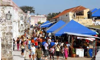 A edição deste ano da Feira do Livro de Havana despertou a curiosidade do público cubano quanto à Língua Portuguesa.