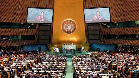 """Para Seixas da Costa, a possibilidade de o Brasil vir a ser membro permanente no Conselho de Segurança da ONU fortalecerá o """"poder brando"""" da Língua Portuguesa no mundo."""