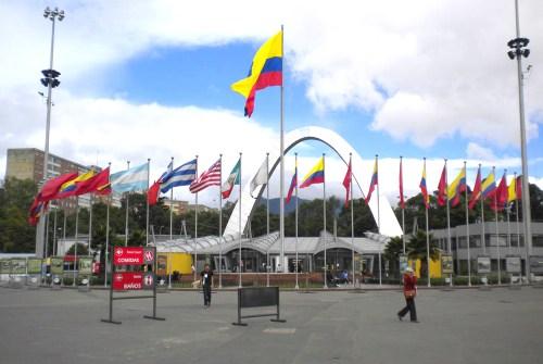O Pavilhão de Portugal é o principal espaço de eventos da 26ª. Feira Internacional do Livro de Bogotá, na Colômbia.