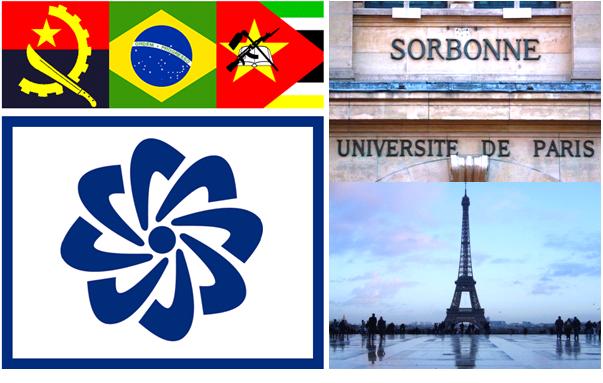 """De acordo com declaração de um ministro conselheiro do Brasil no Congresso Internacional sobre a Língua Portuguesa, na Sorbonne, em Paris, """"o futuro da Língua Portuguesa no plano internacional está ligado ao que vai acontecer com o Brasil, Angola e Moçambique nos próximos 10 ou 20 anos""""."""