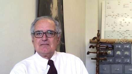 O professor Ivo Castro, da Universidade de Lisboa, é um dos coordenadores da II Conferência sobre o Futuro da Língua Portuguesa, a ocorrer em outubro em Lisboa.