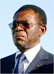 Teodoro Obiang Mbasogo é o presidente do país desde 1979.