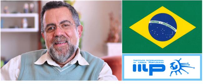 """O linguista Carlos Alberto Faraco foi nomeado coordenador da representação brasileira no IILP: """"Há um interesse geral pela Língua Portuguesa no mundo inteiro."""""""