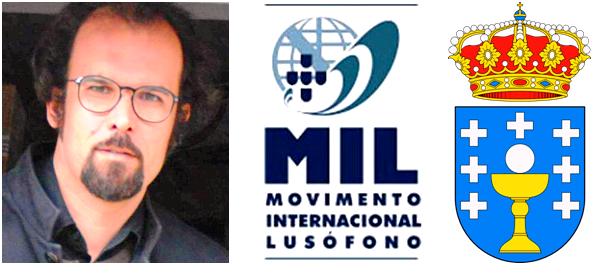 Renato Epifânio, presidente do Movimento Internacional Lusófono, defende lei de Ensino de Português na Galiza e a representação da comunidade galega na CPLP.