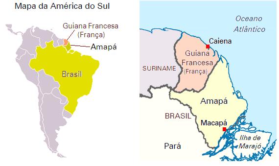 Em junho de 2014, ocorrerá intercâmbio transfronteiriço de professores e estudantes de Língua Portuguesa e francesa entre o Estado brasileiro do Amapá e a Guiana Francesa.