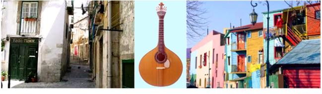 Fado e tango, em ambos a melancolia, Alfama e Caminito, duas cidades de vida marítima: o  Festival do Fado mostrará o quanto Lisboa e Buenos Aires têm em comum.