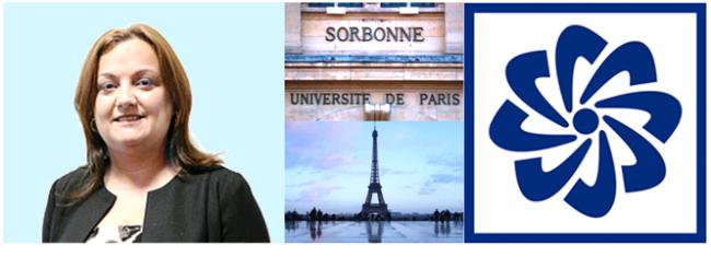 """Isabelle Oliveira, da Sorbonne de Paris: """"A Língua Portuguesa pode afirmar-se como uma Língua científica, técnica, económica, financeira, jurídica, e tem vocação para ser uma Língua da sociedade da informação."""""""