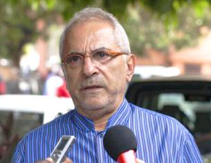 """Ramos-Horta declarou-se """"satisfeitíssimo com este processo"""" eleitoral na Guiné-Bissau."""