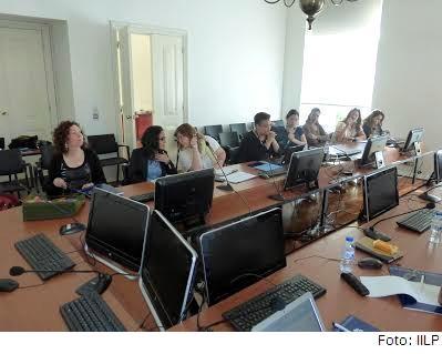 O curso de capacitação do IILP visa a elaboração de materiais em linha para o PPPLE para o ensino de Português Língua Estrangeira e de Português para Crianças no estrangeiro.