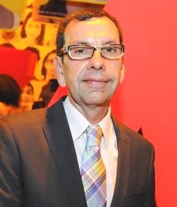 """António Carlos Sartini, diretor do Museu da Língua Portuguesa: """"Somos um museu único no mundo."""""""