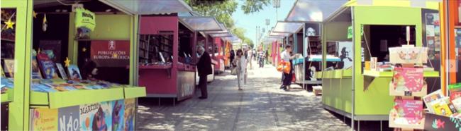 Cerca de meio milhão de pessoas visitou a 84ª. Feira do Livro de Lisboa, no Parque Eduardo VII, entre os dias 29 de maio e 15 de junho de 2014.