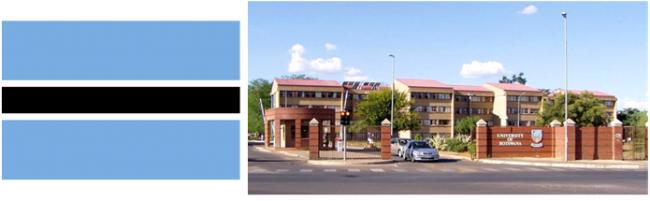 A Universidade do Botsuana, em Gaborone, fornecerá a seus estudantes aulas de Língua Portuguesa em sua Faculdade de Ciências Humanas: formação para um mundo global.